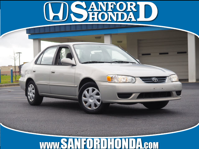 Pre-Owned 2001 Toyota Corolla LE