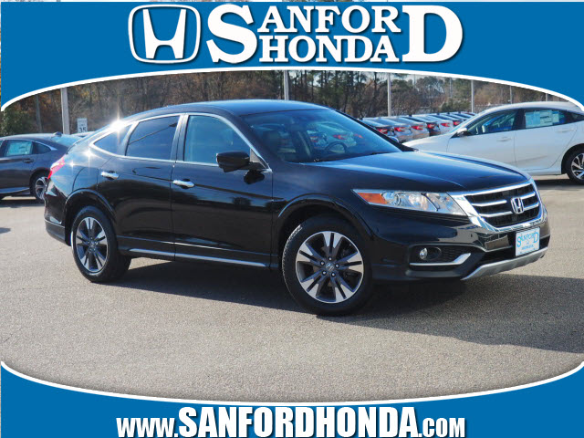 Used Honda Crosstour >> Pre Owned 2015 Honda Crosstour Ex L 4d Sport Utility In Sanford