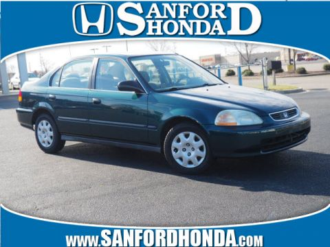 Pre-Owned 1998 Honda Civic LX
